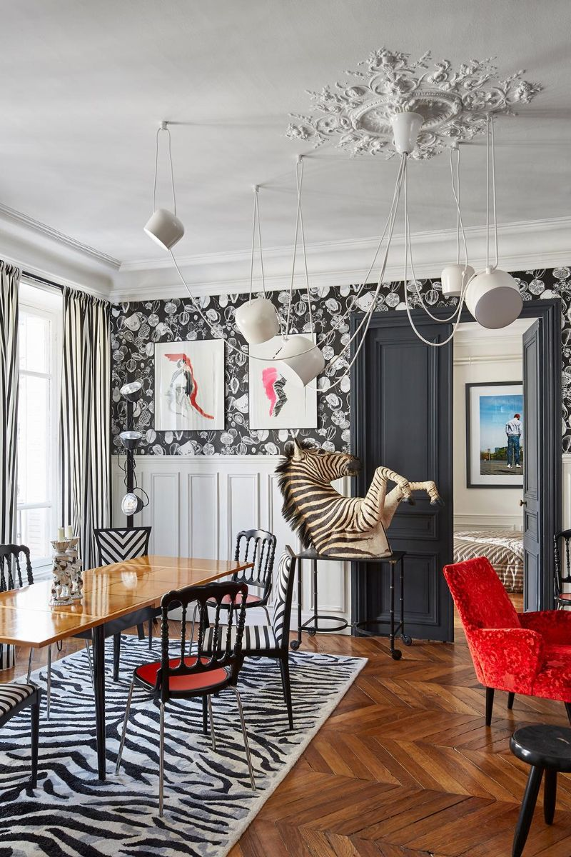 A Luxury Home Design with Patterns by Christian Lacroix's Director home design A Luxury Home Design with Patterns by Christian Lacroix's Director A Luxury Home with Patterns by Christian Lacroixs Director 2