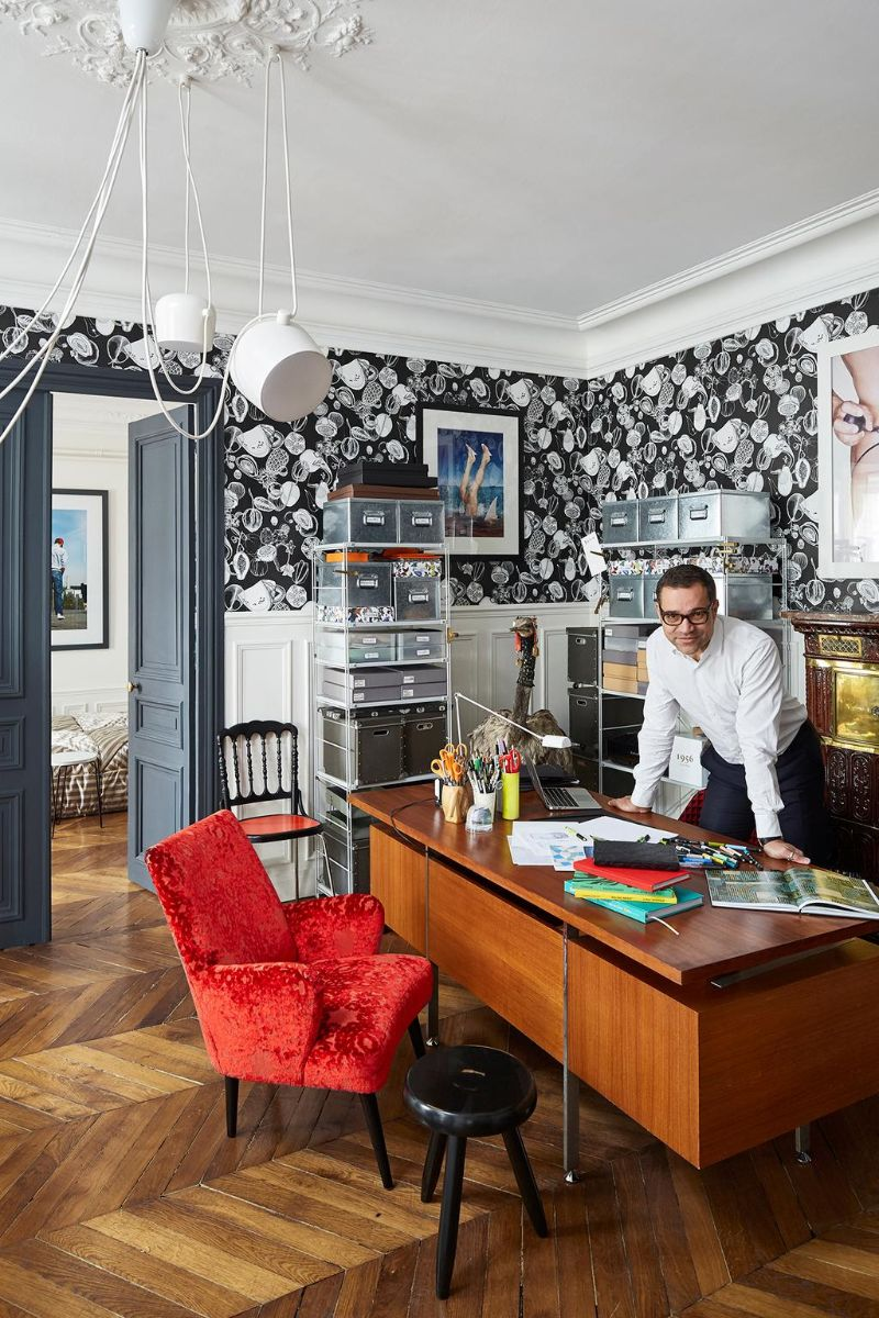 A Luxury Home Design with Patterns by Christian Lacroix's Director home design A Luxury Home Design with Patterns by Christian Lacroix's Director A Luxury Home with Patterns by Christian Lacroixs Director 3