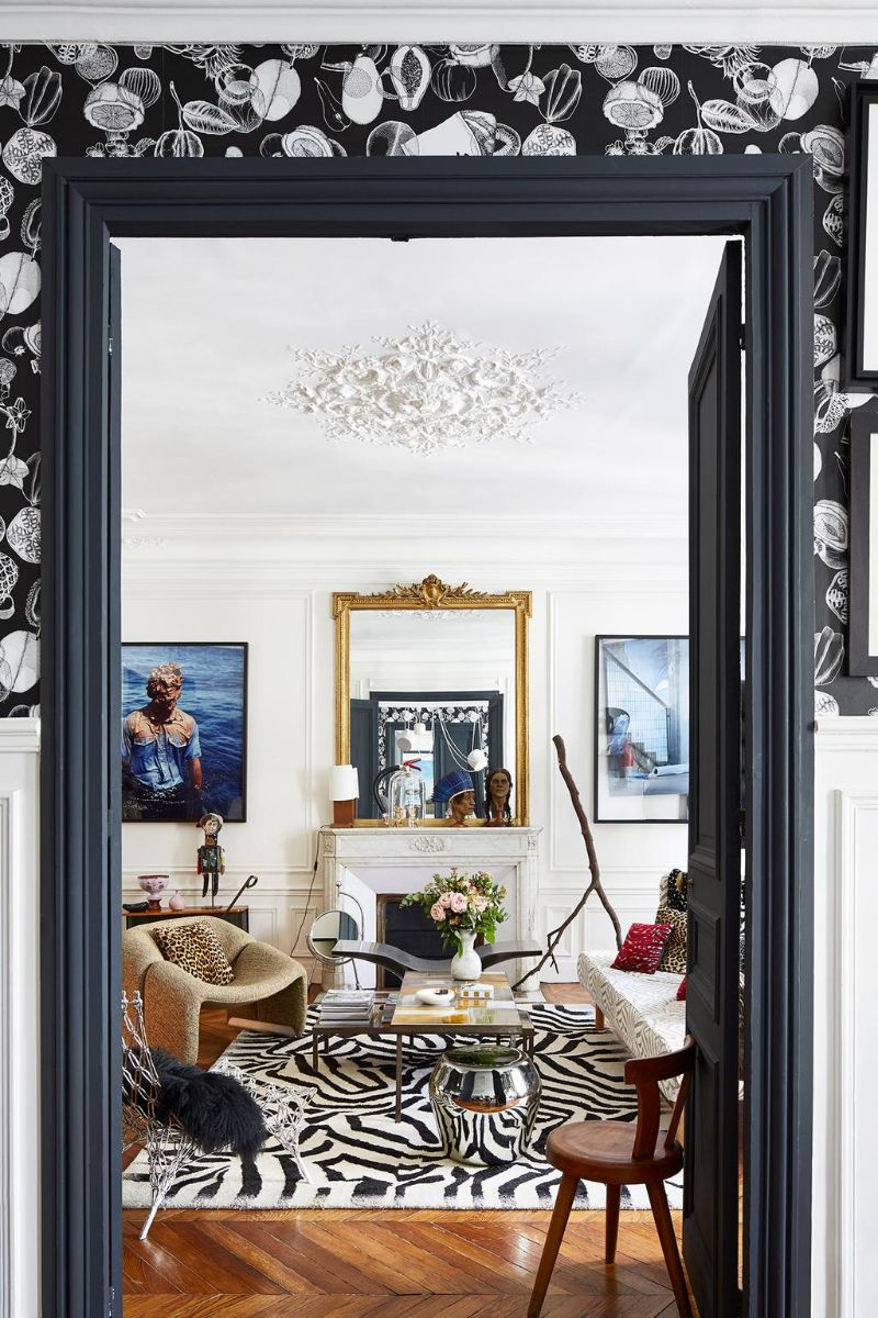 A Luxury Home Design with Patterns by Christian Lacroix's Director home design A Luxury Home Design with Patterns by Christian Lacroix's Director A Luxury Home with Patterns by Christian Lacroixs Director 4