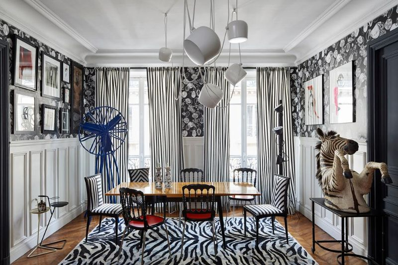 A Luxury Home Design with Patterns by Christian Lacroix's Director home design A Luxury Home Design with Patterns by Christian Lacroix's Director A Luxury Home with Patterns by Christian Lacroixs Director 9