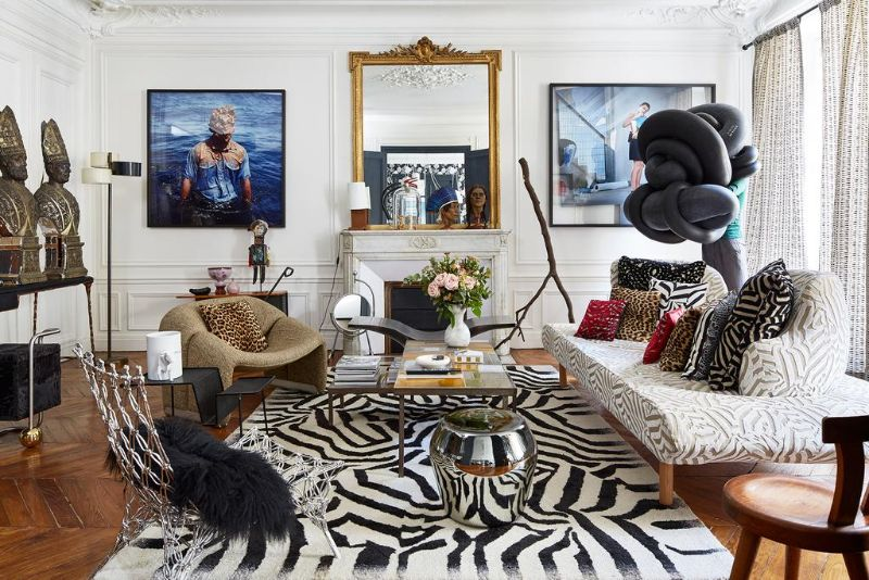 A Luxury Home Design with Patterns by Christian Lacroix's Director home design A Luxury Home Design with Patterns by Christian Lacroix's Director A Luxury Home with Patterns by Christian Lacroixs Director