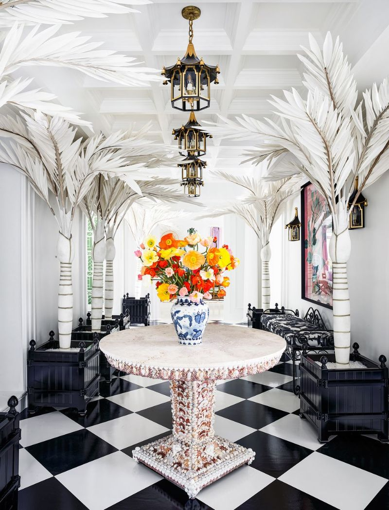 A Palm Beach Getaway With Personality by Jonathan Adler jonathan adler A Palm Beach Getaway With Personality by Jonathan Adler A Palm Beach Getaway With Personality by JonathanAdler 12