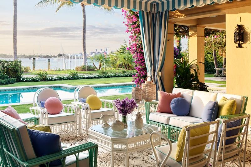 A Palm Beach Getaway With Personality by Jonathan Adler jonathan adler A Palm Beach Getaway With Personality by Jonathan Adler A Palm Beach Getaway With Personality by JonathanAdler 5