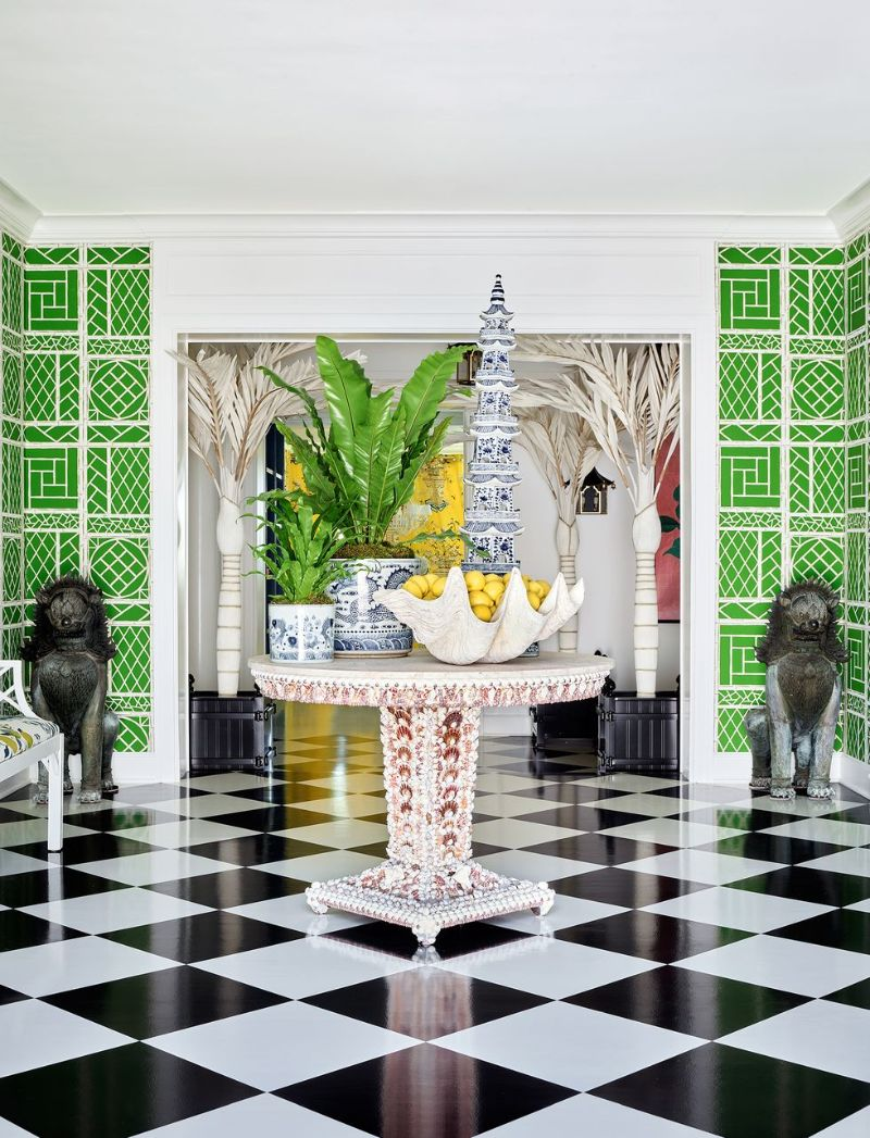 A Palm Beach Getaway With Personality by Jonathan Adler jonathan adler A Palm Beach Getaway With Personality by Jonathan Adler A Palm Beach Getaway With Personality by JonathanAdler 6