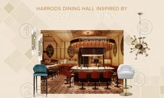 david collins studio Get The Look: Harrods Dining Hall Designed by David Collins Studio DAVID COLLINS 1 335x201