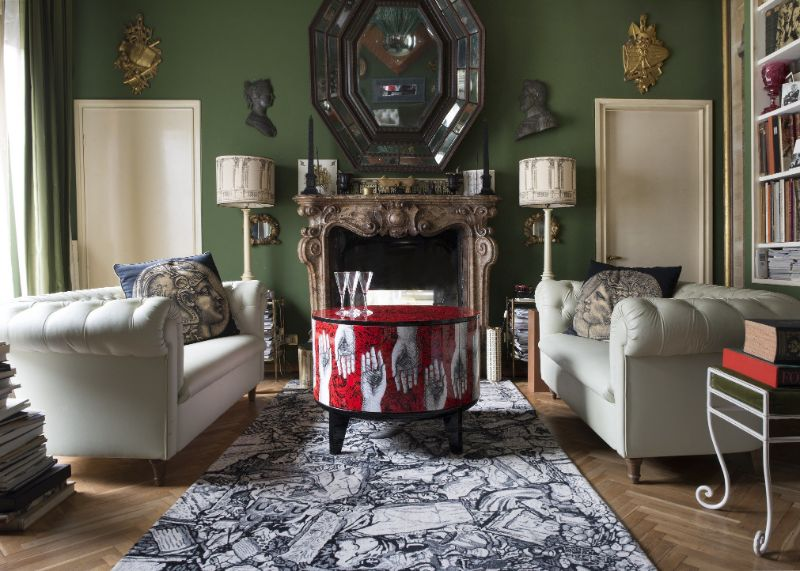 Fornasetti's Art Furniture: The Story Behind It fornasetti Fornasetti's Art Furniture: The Story Behind It FornasettisArt Furniture The Story Behind It 1