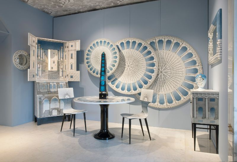 Fornasetti's Art Furniture: The Story Behind It fornasetti Fornasetti's Art Furniture: The Story Behind It FornasettisArt Furniture The Story Behind It 2 1