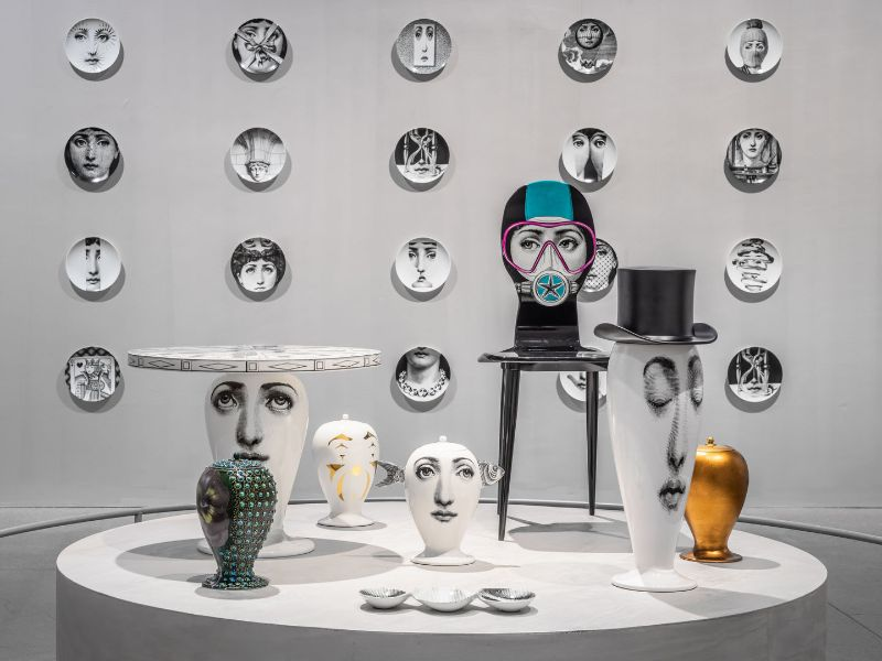 Fornasetti's Art Furniture: The Story Behind It fornasetti Fornasetti's Art Furniture: The Story Behind It FornasettisArt Furniture The Story Behind It 9