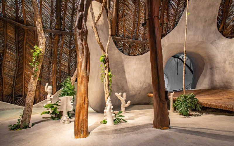 Into The Woods: Architecture Art Turned Into A Gallery architecture art Into The Woods: Architecture Art Turned Into A Gallery Into The Woods ArchitectureArt Turned Into A Gallery 10