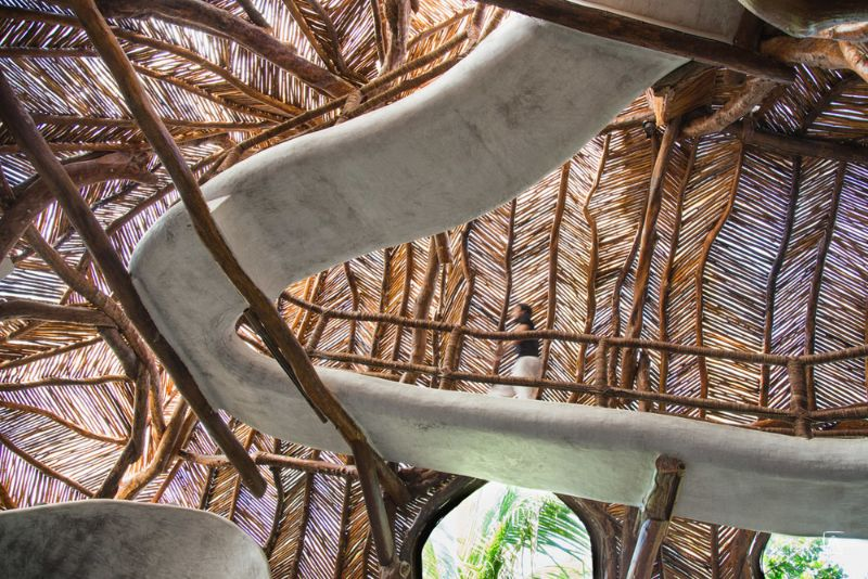 Into The Woods: Architecture Art Turned Into A Gallery architecture art Into The Woods: Architecture Art Turned Into A Gallery Into The Woods ArchitectureArt Turned Into A Gallery 2