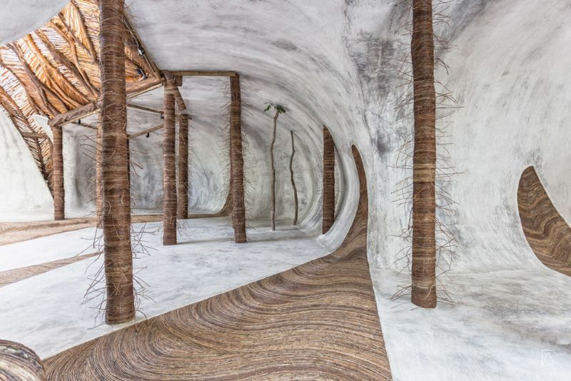 Into The Woods: Architecture Art Turned Into A Gallery architecture art Into The Woods: Architecture Art Turned Into A Gallery Into The Woods ArchitectureArt Turned Into A Gallery 3