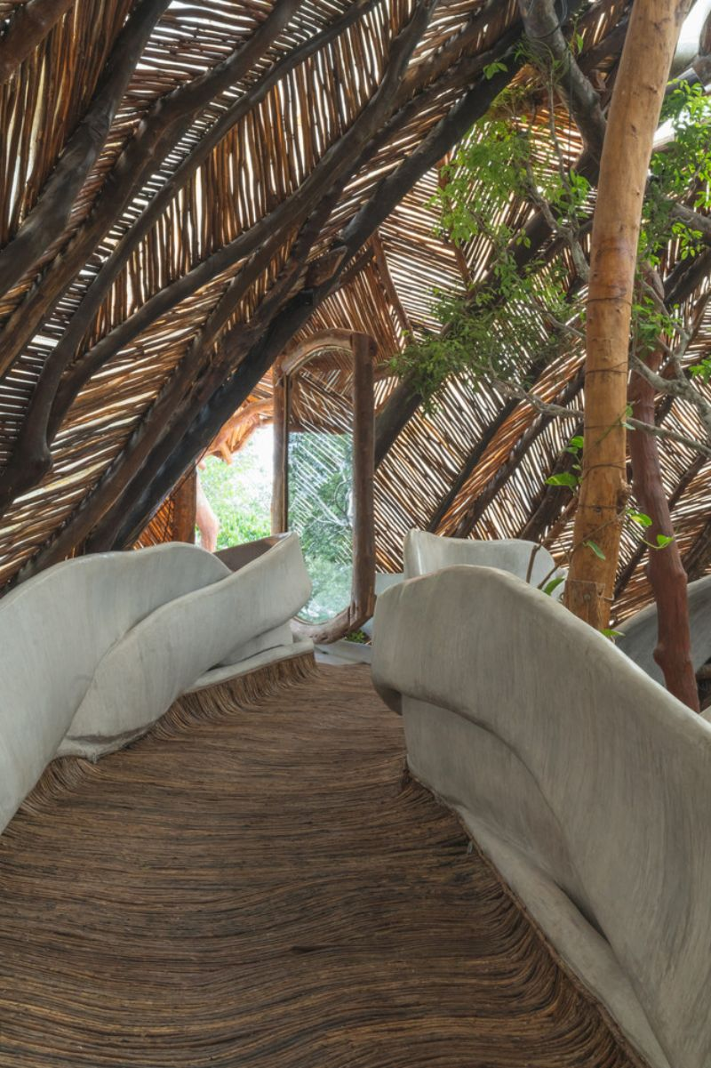 Into The Woods: Architecture Art Turned Into A Gallery architecture art Into The Woods: Architecture Art Turned Into A Gallery Into The Woods ArchitectureArt Turned Into A Gallery 5