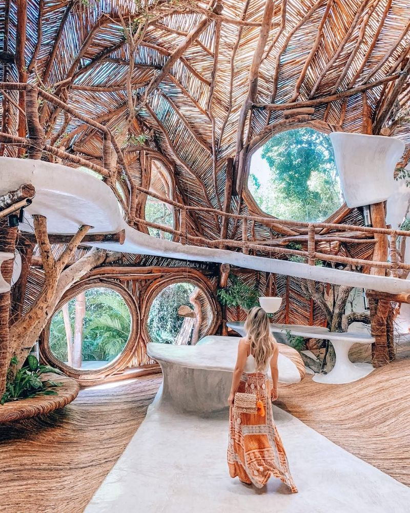 Into The Woods: Architecture Art Turned Into A Gallery architecture art Into The Woods: Architecture Art Turned Into A Gallery Into The Woods ArchitectureArt Turned Into A Gallery 9