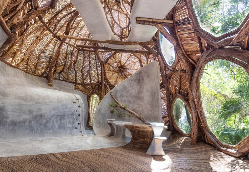 Into The Woods: Architecture Art Turned Into A Gallery architecture art Into The Woods: Architecture Art Turned Into A Gallery Into The Woods ArchitectureArt Turned Into A Gallery