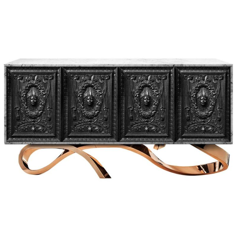 Expensive Sideboards For Your Luxury and Exclusive Home expensive sideboards Expensive Sideboards For Your Luxury and Exclusive Bedroom The Most ExpensiveSideboards That Will Bring Uniqueness To Your Home 7