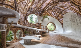 architecture art Into The Woods: Architecture Art Turned Into A Gallery feature 26 335x201