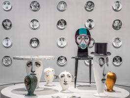 fornasetti Fornasetti's Art Furniture: The Story Behind It feature 69 265x200