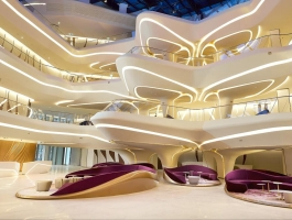 "zaha hadid ""Me"" by Meliá – Zaha Hadid's First And Final Boutique Hotel Project feature 73 265x200"