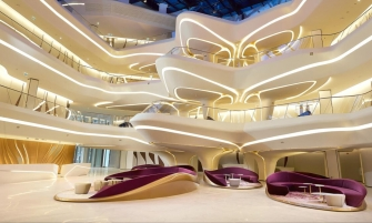"""zaha hadid """"Me"""" by Meliá – Zaha Hadid's First And Final Boutique Hotel Project feature 73 335x201"""