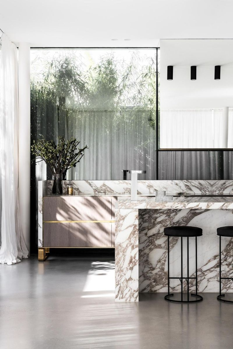 A Luxury Home Design With An Unexpected Color Palette luxury home Soft Hues Are The Perfect Aesthetic For This Luxury Home A LuxuryHome Design With An Unexpected Color Palette 12