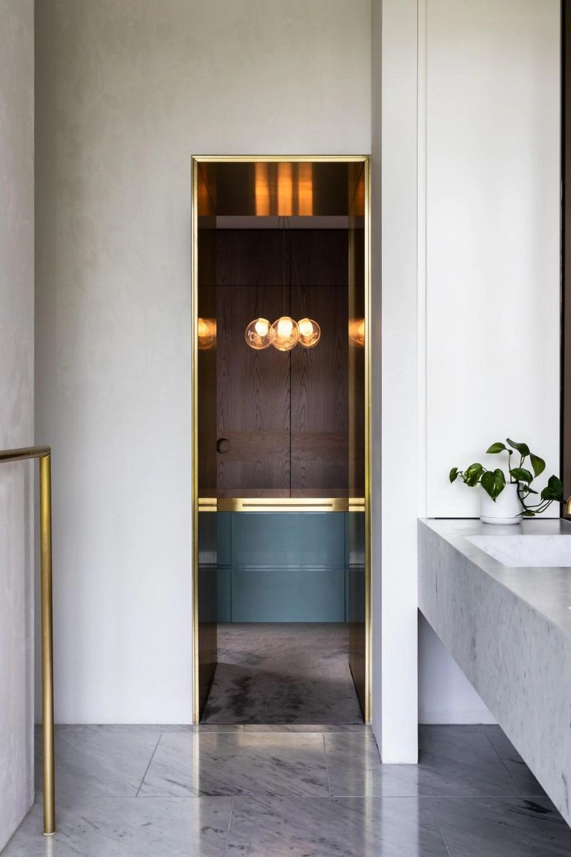 A Luxury Home Design With An Unexpected Color Palette luxury home Soft Hues Are The Perfect Aesthetic For This Luxury Home A LuxuryHome Design With An Unexpected Color Palette 14