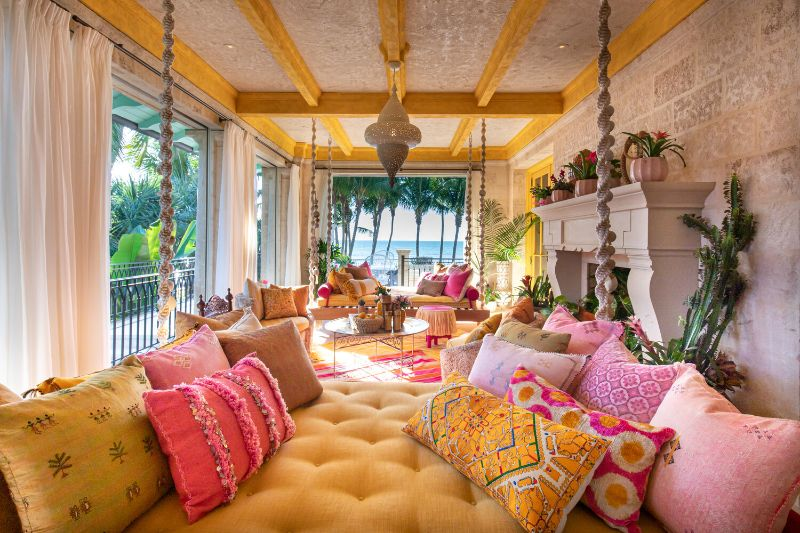 Gulf Coast Home, A Pastel-Colored Paradise By Kelly Behun kelly behun Gulf Coast Home, A Pastel-Colored Paradise By Kelly Behun Gulf Coast Home A Pastel Colored Paradise By KellyBehun 2