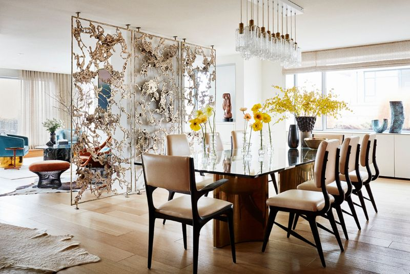 Tips For Your Luxury Dining Room by Top Designers luxury dining room Tips For Your Luxury Dining Room by Top Designers Organization Tips For Your Dining Room 13