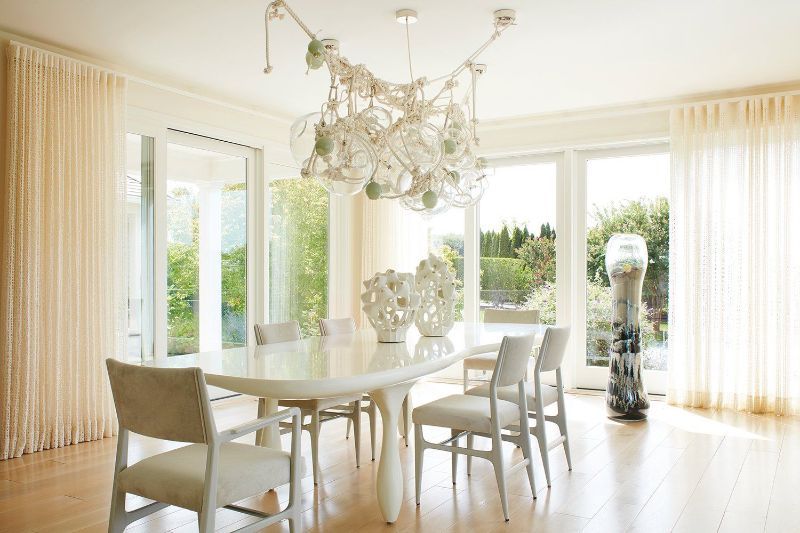Tips For Your Luxury Dining Room by Top Designers luxury dining room Tips For Your Luxury Dining Room by Top Designers Organization Tips For Your Dining Room 14