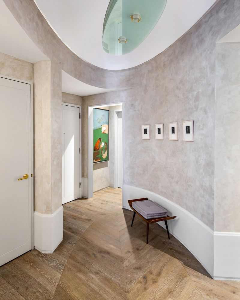A Gaudí-Inspired Luxury Home On The Upper East Side luxury home A Gaudí-Inspired Luxury Home On The Upper East Side A Gaud   Inspired Luxury Home On The Upper East Side 3