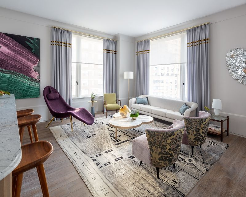 A Gaudí-Inspired Luxury Home On The Upper East Side luxury home A Gaudí-Inspired Luxury Home On The Upper East Side A Gaud   Inspired Luxury Home On The Upper East Side 4