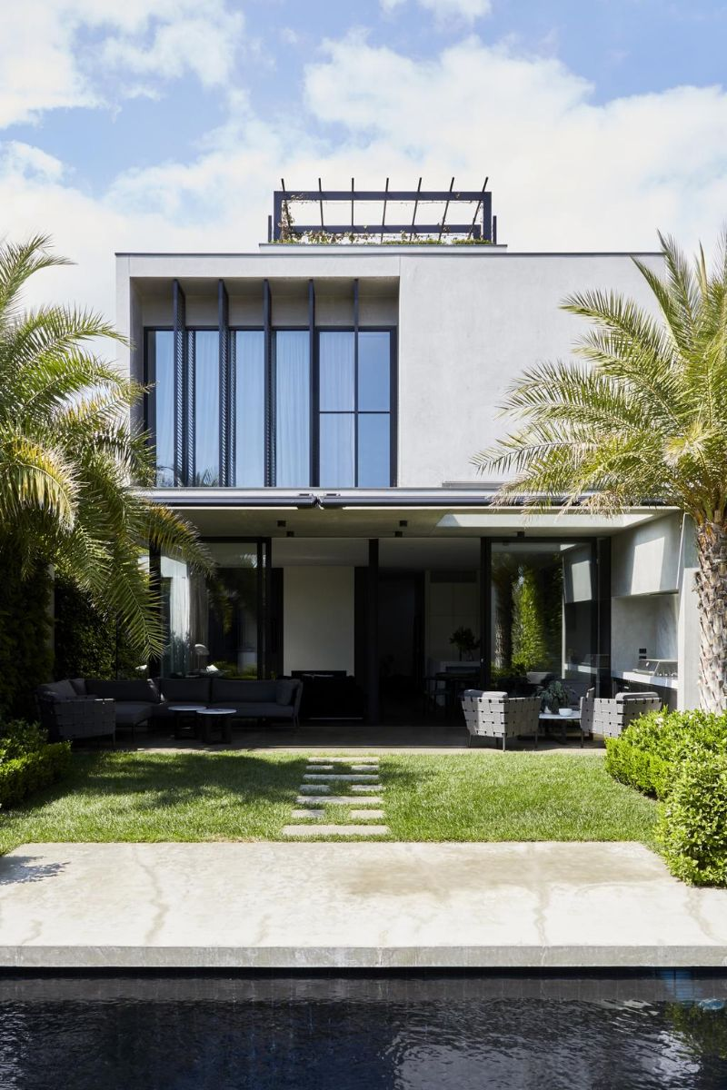 A Luxury Home in Melbourne Designed Around The Modern Art Collection luxury home A Luxury Home in Melbourne Designed Around The Modern Art Collection A Luxury Home in Melbourne Designed Around The Modern Art Collection 7
