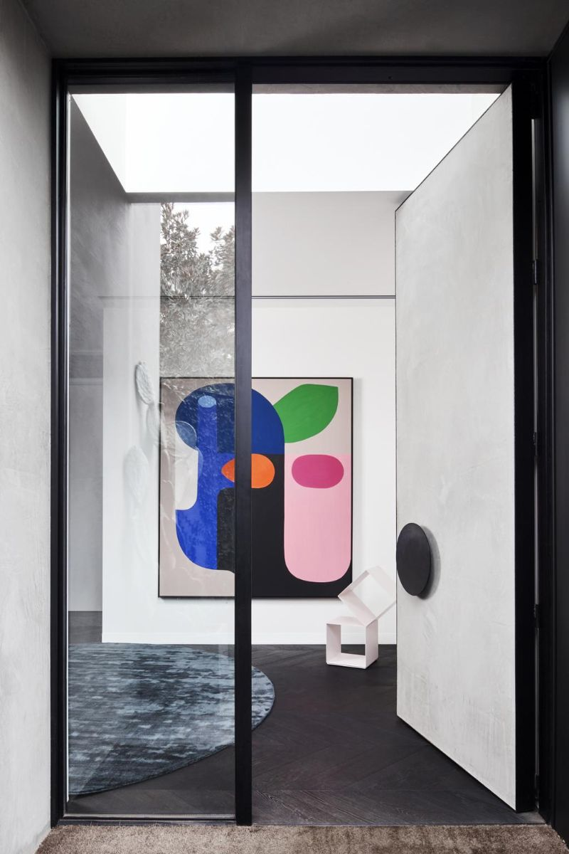 A Luxury Home in Melbourne Designed Around The Modern Art Collection luxury home A Luxury Home in Melbourne Designed Around The Modern Art Collection A Luxury Home in Melbourne Designed Around The Modern Art Collection
