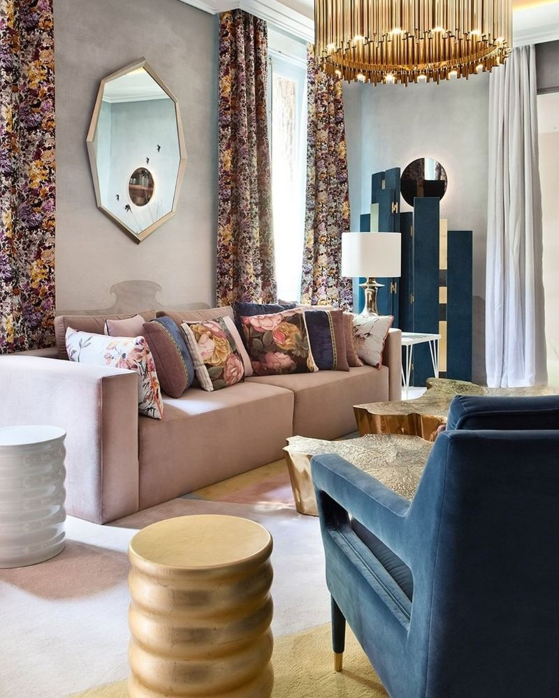 Interior Design Projects With A Summery Flair By Top Designers