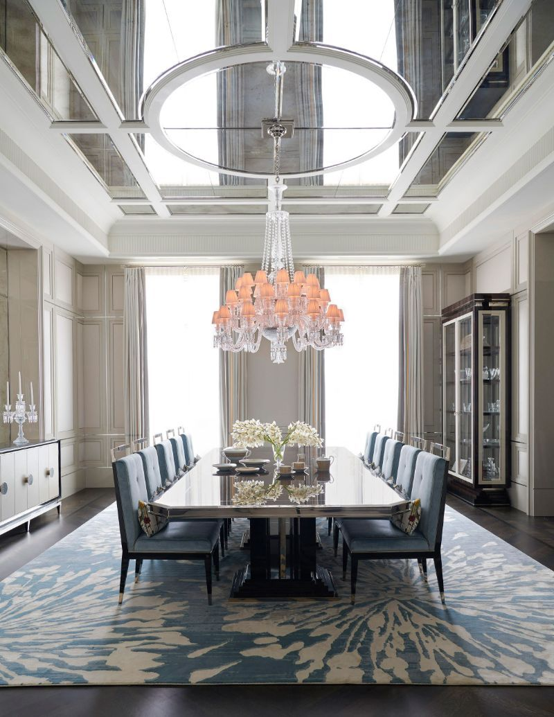 Magnificient Dining Rooms By Ferris Rafauli: Get The Look ferris rafauli Magnificient Dining Rooms By Ferris Rafauli: Get The Look Magnificient Dining Rooms By Ferris Rafauli Get The Look 4