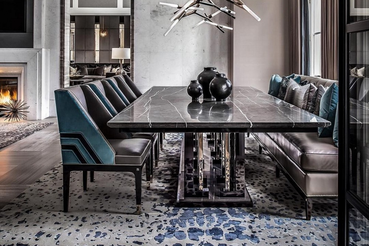 ferris rafauli Magnificient Dining Rooms By Ferris Rafauli: Get The Look Magnificient Dining Rooms By Ferris Rafauli Get The Look feature 1400x933
