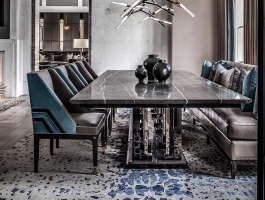 ferris rafauli Magnificient Dining Rooms By Ferris Rafauli: Get The Look Magnificient Dining Rooms By Ferris Rafauli Get The Look feature 265x200