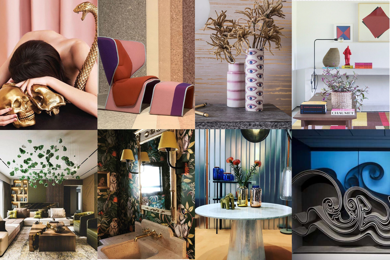 Top Designers That Inspire Us Daily On Instagram (Part 20)