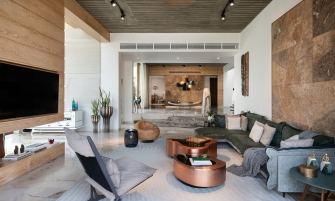 na architects NA Architects Design A Private Residence Where Copper Hues Reign feature image 16 335x201