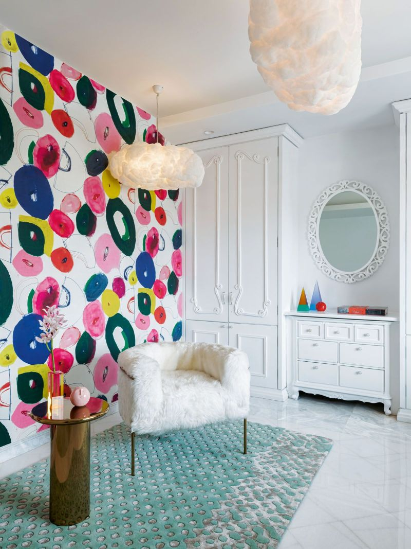 Design Inspirations And Ideas From A Pop Art-Filled Luxury Home luxury home Design Inspirations And Ideas From A Pop Art-Filled Luxury Home Get The Look Of This Colorful Luxury Home Inspired By Pop Art 12