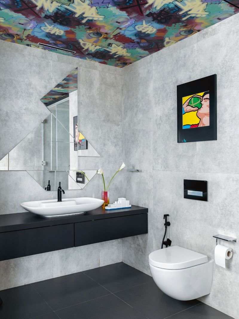 luxury home Get The Look Of This Colorful Luxury Home Inspired By Pop Art Get The Look Of This Colorful Luxury Home Inspired By Pop Art 14