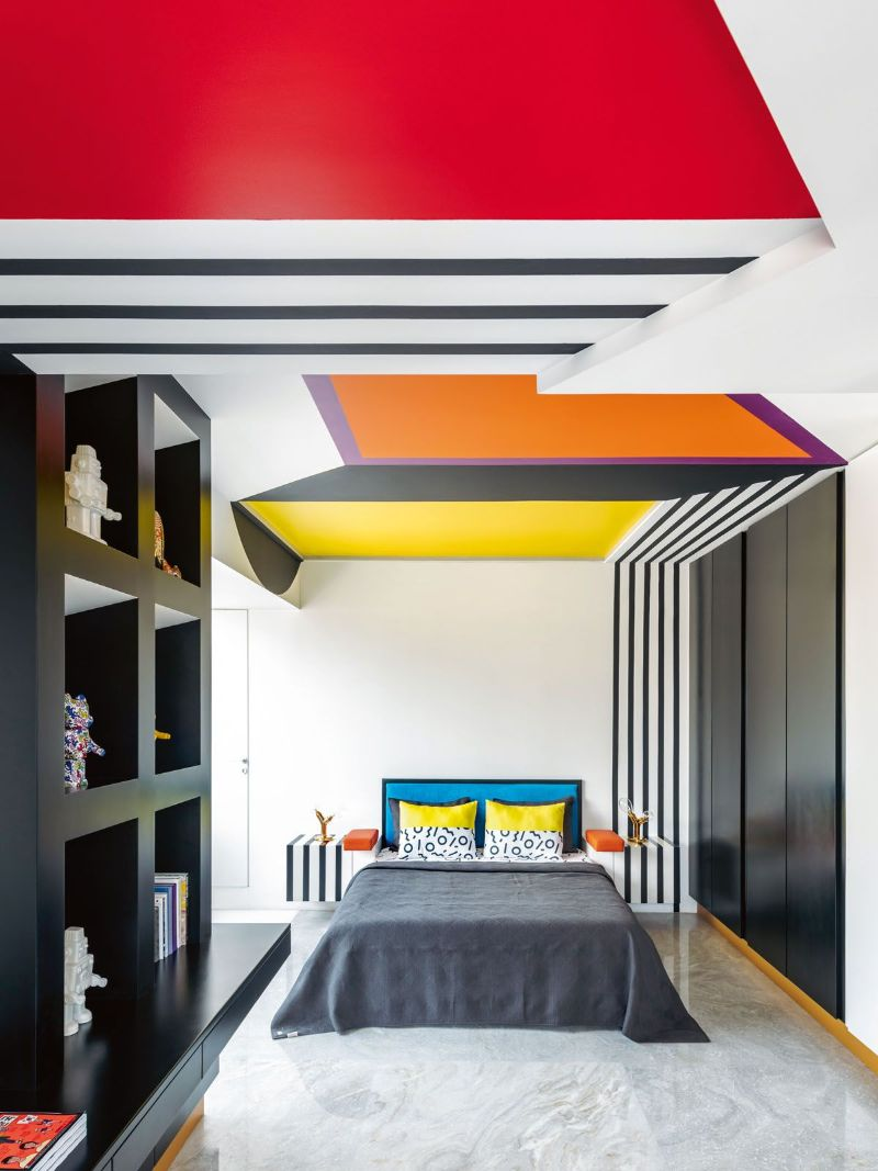 luxury home A Colorful Luxury Home That Enhances The Greatness Of Pop Art Get The Look Of This Colorful Luxury Home Inspired By Pop Art 18