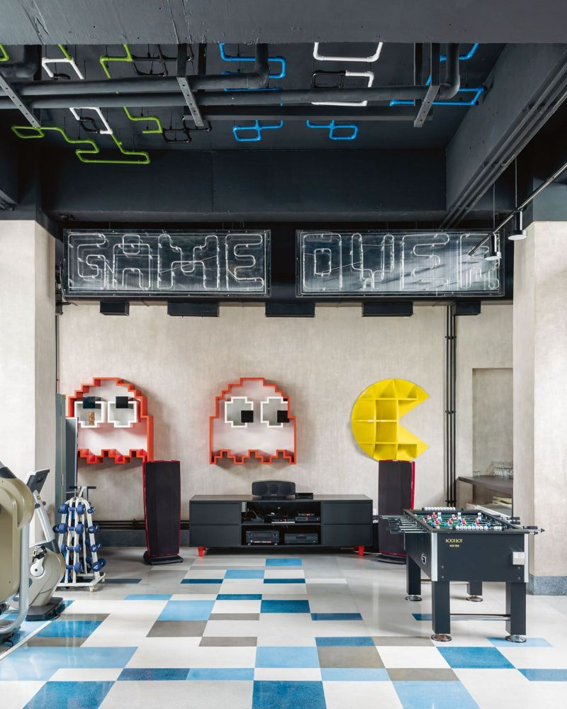 luxury home Get The Look Of This Colorful Luxury Home Inspired By Pop Art Get The Look Of This Colorful Luxury Home Inspired By Pop Art 19