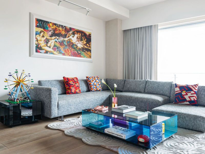 luxury home Get The Look Of This Colorful Luxury Home Inspired By Pop Art Get The Look Of This Colorful Luxury Home Inspired By Pop Art 7