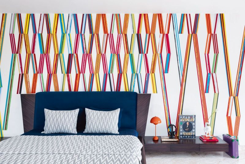 luxury home Get The Look Of This Colorful Luxury Home Inspired By Pop Art Get The Look Of This Colorful Luxury Home Inspired By Pop Art 8
