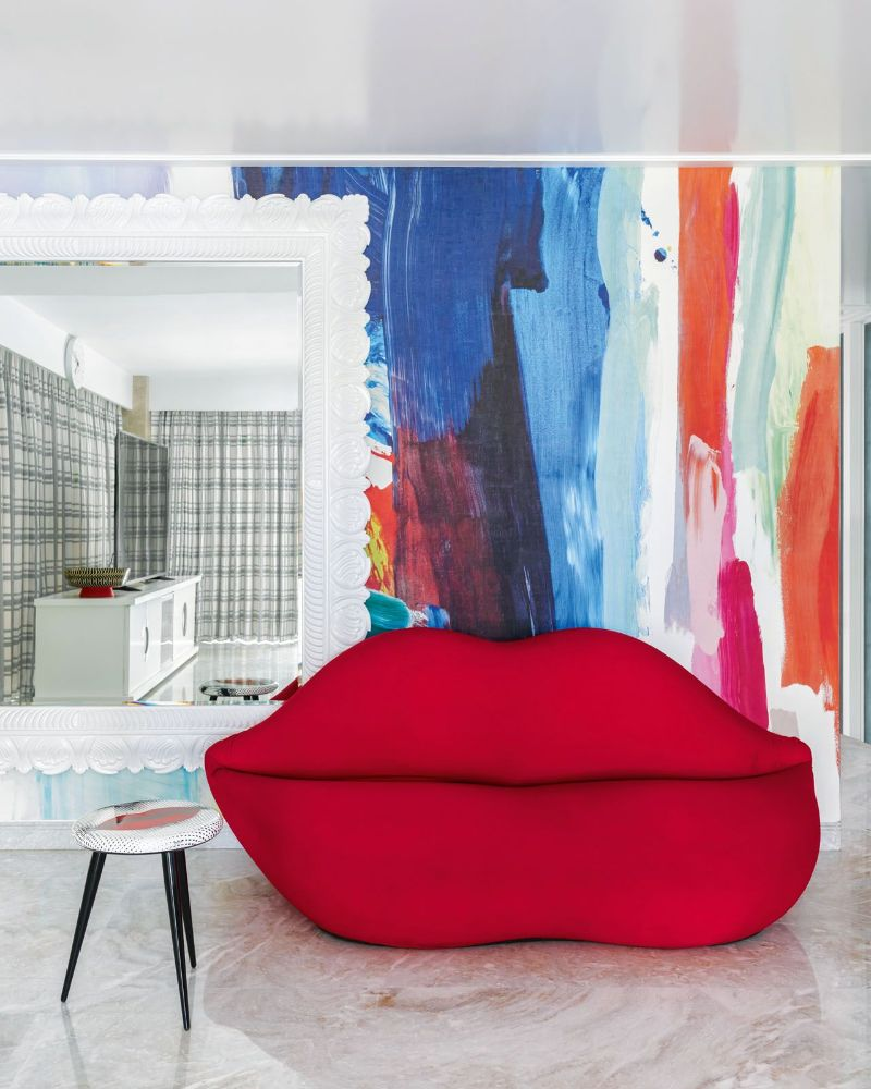 luxury home A Colorful Luxury Home That Enhances The Greatness Of Pop Art Get The Look Of This Colorful Luxury Home Inspired By Pop Art 9