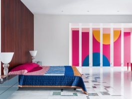 luxury home Get The Look Of This Colorful Luxury Home Inspired By Pop Art Get The Look Of This Colorful Luxury Home Inspired By Pop Art feature image 1 265x200