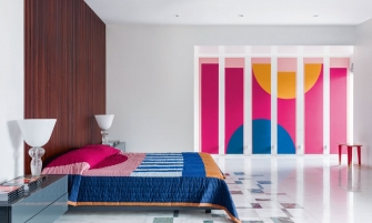 luxury home Get The Look Of This Colorful Luxury Home Inspired By Pop Art Get The Look Of This Colorful Luxury Home Inspired By Pop Art feature image 1 335x201