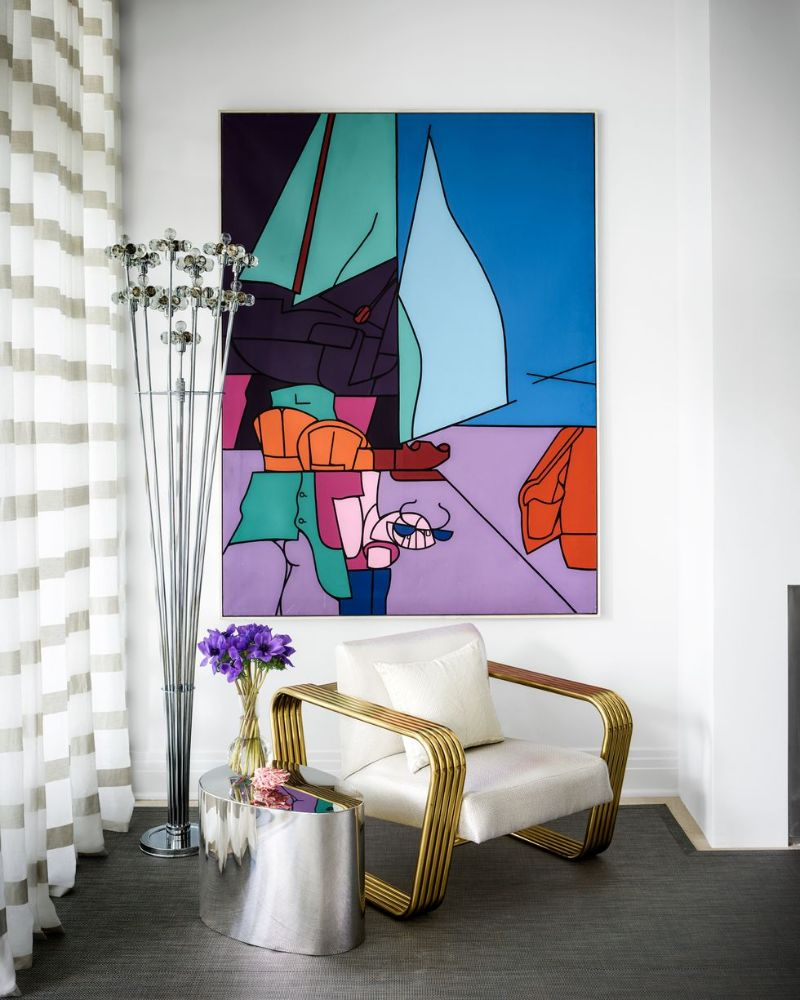 A Luxury Home Filled With Adventurous Paintings And Sculptures luxury home A Luxury Home Filled With Adventurous Paintings And Sculptures A Luxury Home Filled With Adventurous Paintings And Sculptures 6