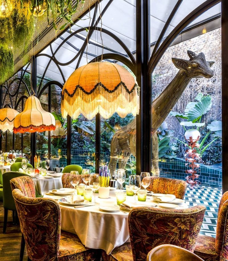 Dubai's Top 10 Luxury Restaurants For One Thousand and One Experiences