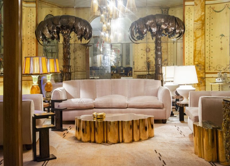 Get The Look Of An Imposing and Multilayered Paris Luxury Apartment luxury apartment A Luxury Apartment In The Heart Of Paris With A Coveted Art Collection Get The Look Of An Imposing and Multilayered Paris Luxury Apartment 4